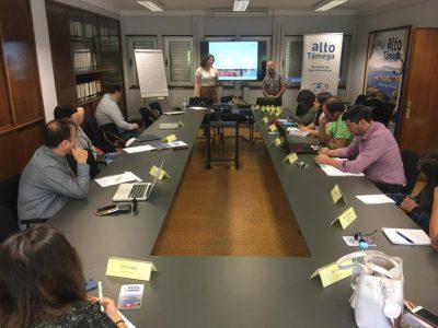 3ª Reunião de Trabalho – Concurso de Ideias