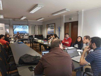 7ª Reunião de Trabalho – Concurso de Ideias